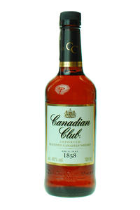 Canadian Club  40% 0,7l