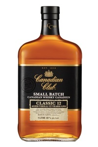 Canadian Club 12Y 40% 0,7l