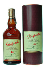 Glenfarclas Single Malt 15Y 40% 0,7l