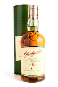 Glenfarclas Single Malt  8Y 40% 0,7l