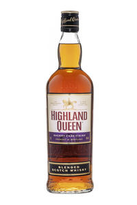 Highland Queen Sherry 40% 0,7l