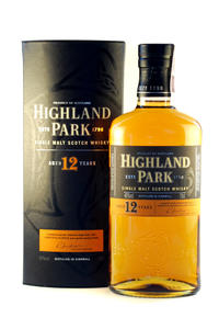 Highland Park Single Malt 40% 12Y 0,7l