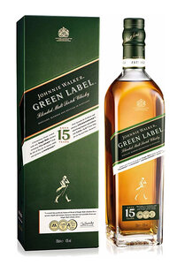 Johnnie Walker Green 15Y 40% 0,7L