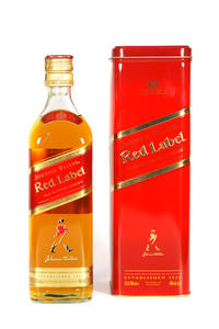 Johnnie Walker Red Label 40% 0,7L