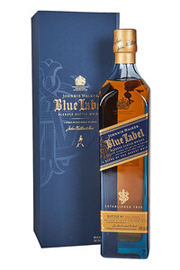 Johnnie Walker Blue Label 40% 0,75L