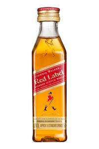 Johnnie Walker Red Label 40% 0,05L