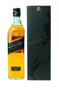 Johnnie Walker Black Label  40% 0,7l