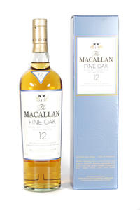 Macallan Single Malt 12Y 0,7l
