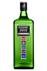 Passport Scotch 40% 1l