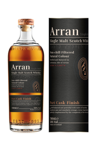 Arran Port Cask Finish  50% 0,7l