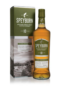 Speyburn  Single Malt 10Y 40% 0,7l