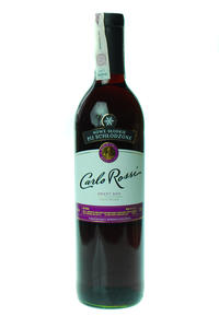 Carlo Rossi Sweet Red 9% 0,75l