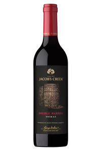 Jacob's Double Barrel Shiraz 14,8% 0,75l