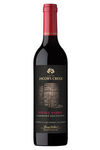 Jacob's Double Barrel Cabernet Savignon 14,3% 0,75l