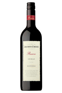 Jacob's Shiraz Reserve Shiraz 0,75l