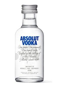Absolut Blue 40% 0,05l