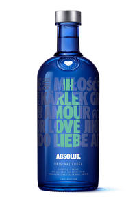 Absolut Blue Love 40% 0,7l