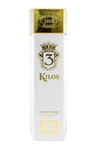 Vodka 3 Kilos Coconut Gold 37.5%  1l