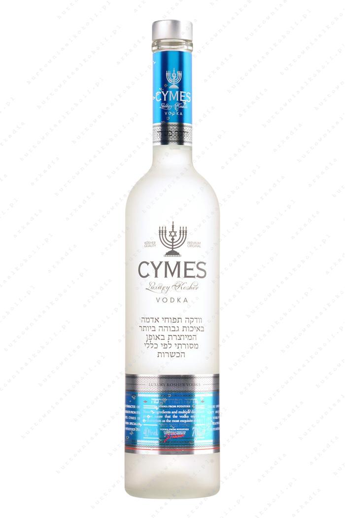 Hurtownia Arkadia - Cymes Vodka Kosher 40% 0,7l